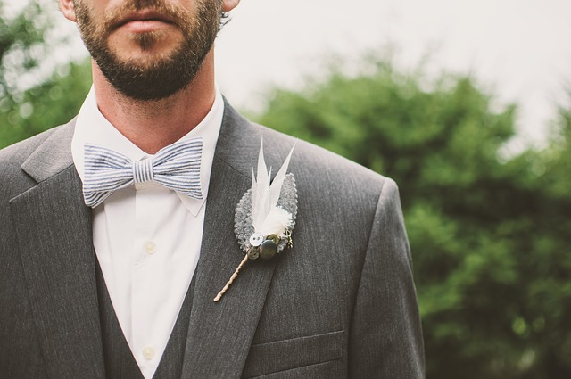 beauty tips for the groom