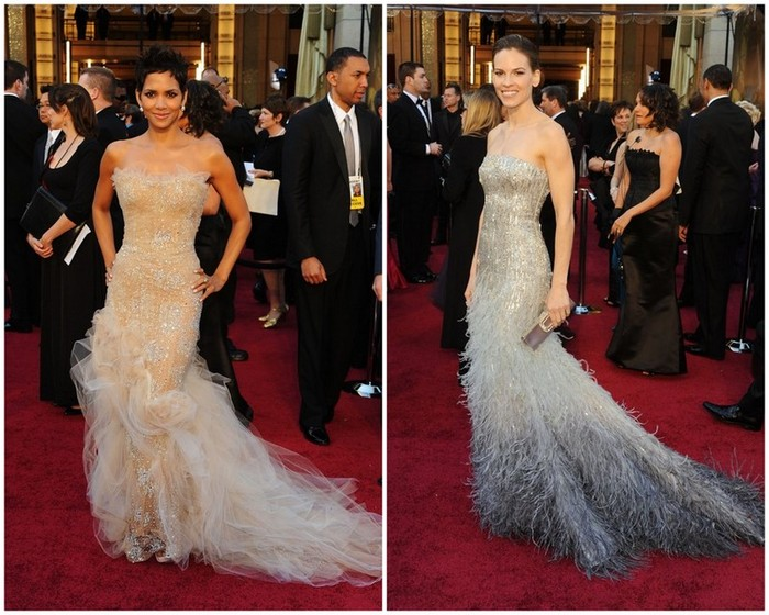 best dressed at the 2011 Oscars