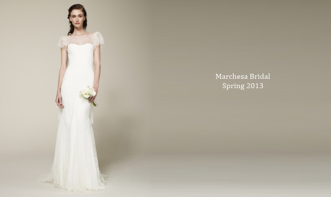 c9d0c9d9 Marchesa Spring 2013. published Monday 23 July 2012 by in Wedding Dresses