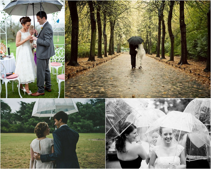 Wedding Umbrellas Pretty Bridal Brollies For Your Winter