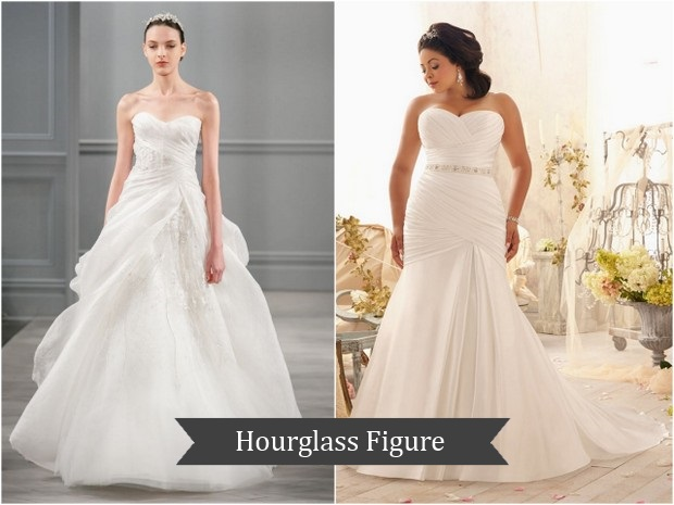 c72d34dbf559 Bridal Fashion 101  The Perfect Wedding Dress for your Body Type ...
