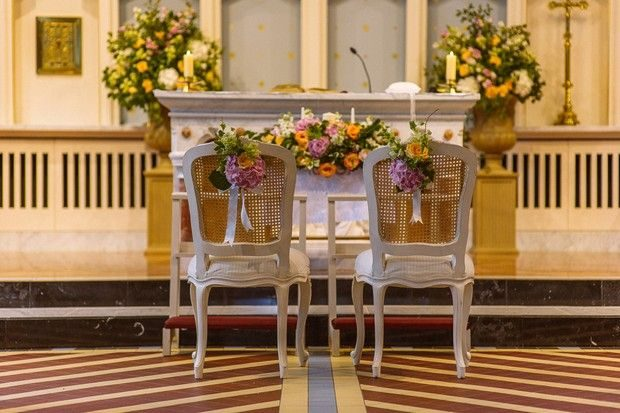 guide to getting married in church