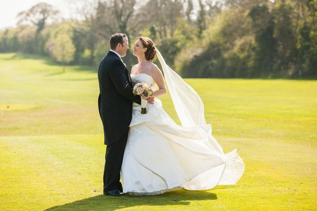 Weddingsonline Real Weddings: Romantic Roganstown Real Wedding By Ebony & Pearl