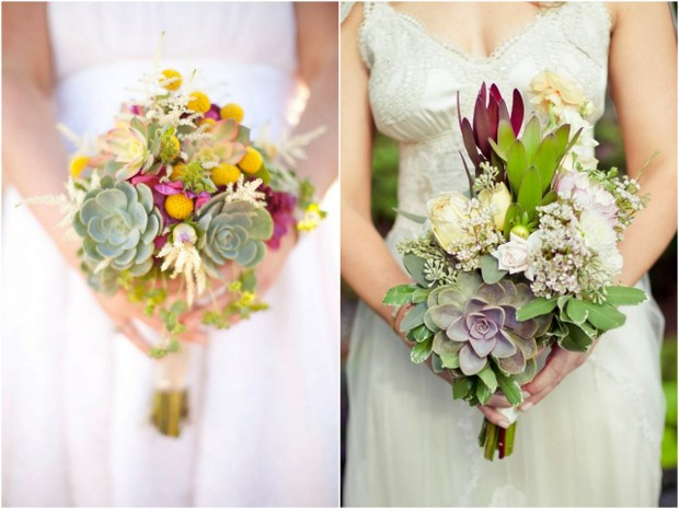 Wedding Trend 7 Ways To Use Succulent Plants In Your Decor