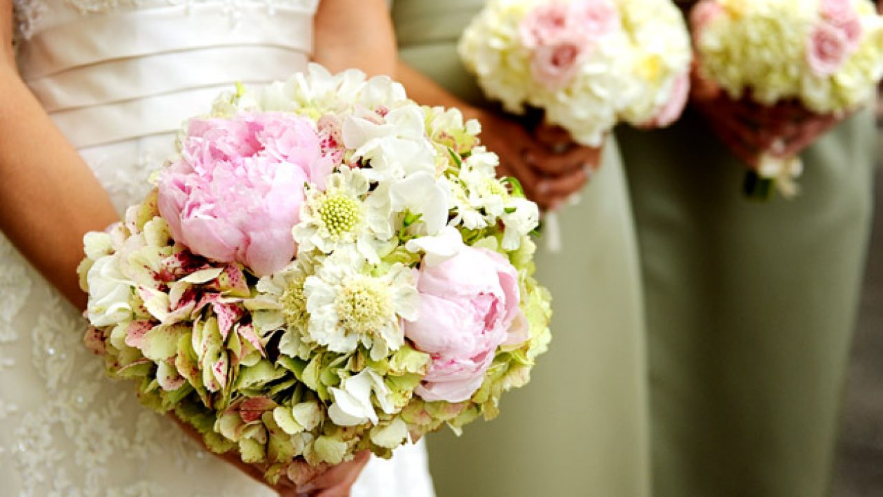 Wedding Flowers By Season Spring Weddingsonline