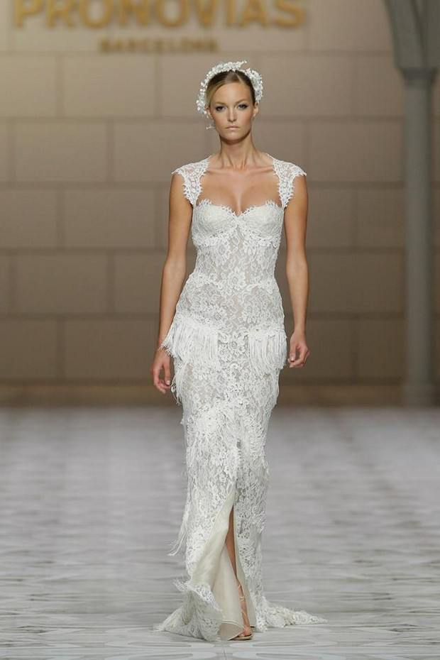 pronovias-2015-Bustier-wedding-dress