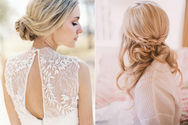 10 Lavish Wedding Hairstyles For Long Hair: 10 Romantic Wedding Hairstyles