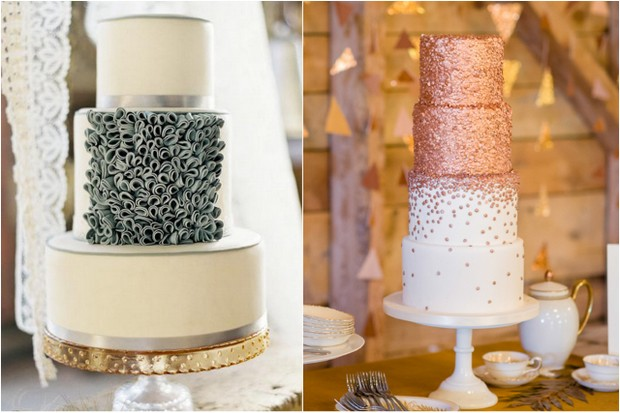 top wedding cake trends 2015 ireland