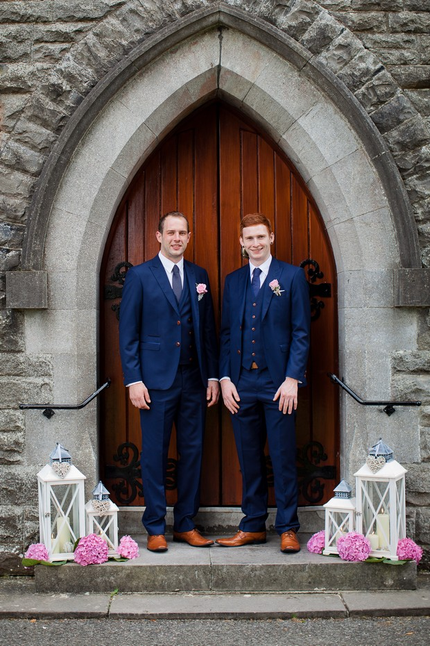 dorian black suits ireland groom real wedding