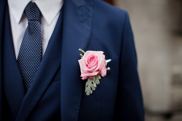 11-navy-suit-pink-rose-button-hole