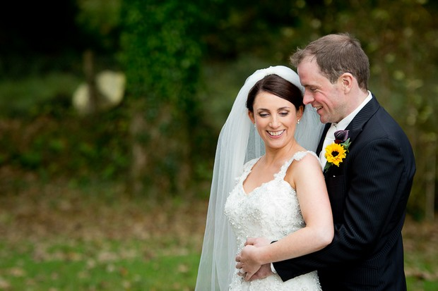 Real Weddings Galway: A Black & Gold Themed Wedding At The Clayton Hotel Galway