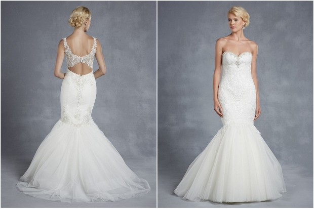 Blue by Enzoani 2015 Collection on weddingsonline.ie