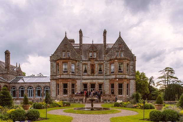 Castle Leslie Wedding by Shane O'Neill - Aspect Photography