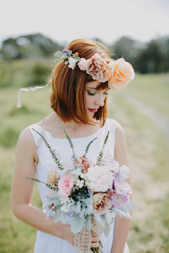 bride-with-bob-and-floral-crown