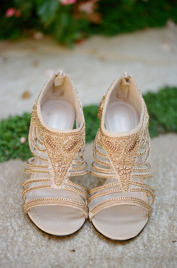 gold chain strappy jean michael cazabet shoes