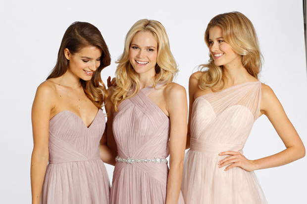 84ddb942f80 The Dreamiest Dresses – Jim Hjelm Occasions Bridesmaid Collection