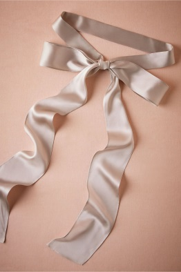 bhldn_grey_satin_sash_wedding_dress