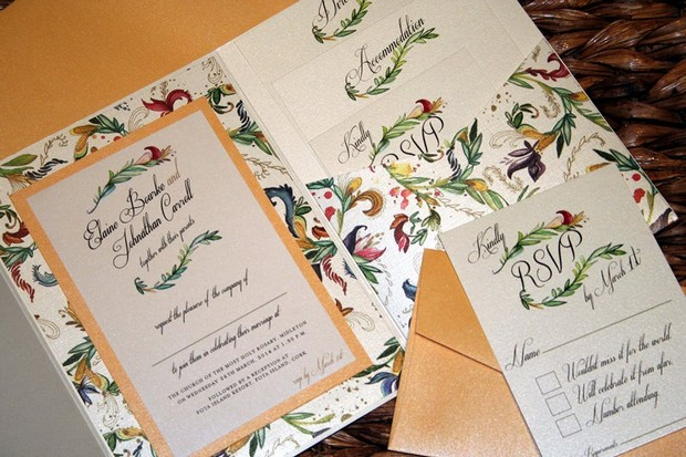 green_blue_floral_wedding_invitation_stephs-personalised-cards