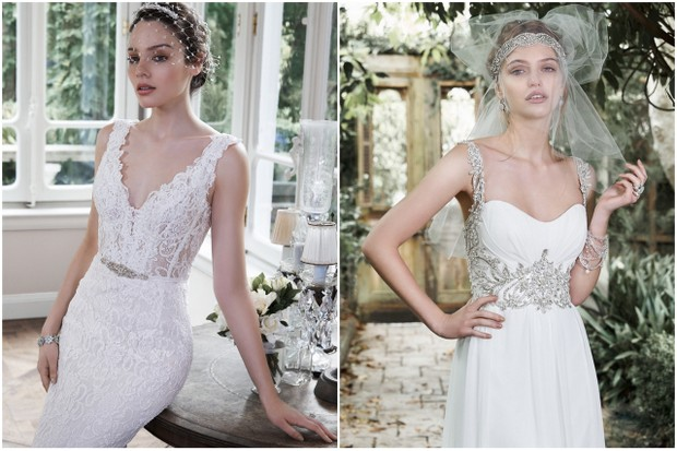 6919ee2da49f6 We seriously can't get enough of Maggie Sottero's mesmerising Fall 2015  collection, which ticks all the boxes for the traditional bride who is on  the hunt ...
