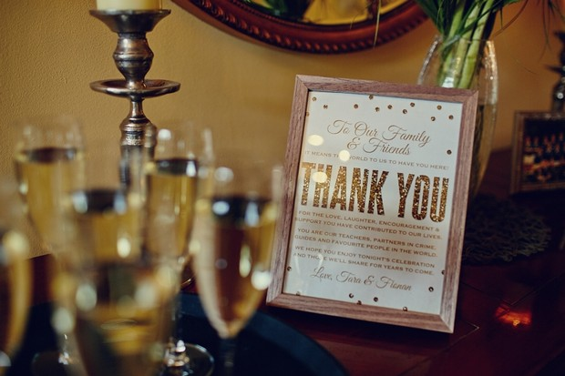 thank-you-gold-decor-sign-wedding-champagne