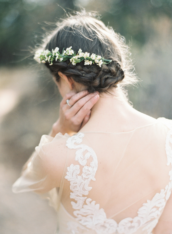 baided-bridal-updo-with-flowers
