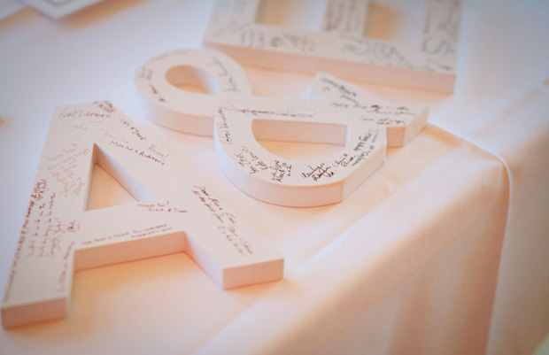 wooden-letters-wedding-guestbook