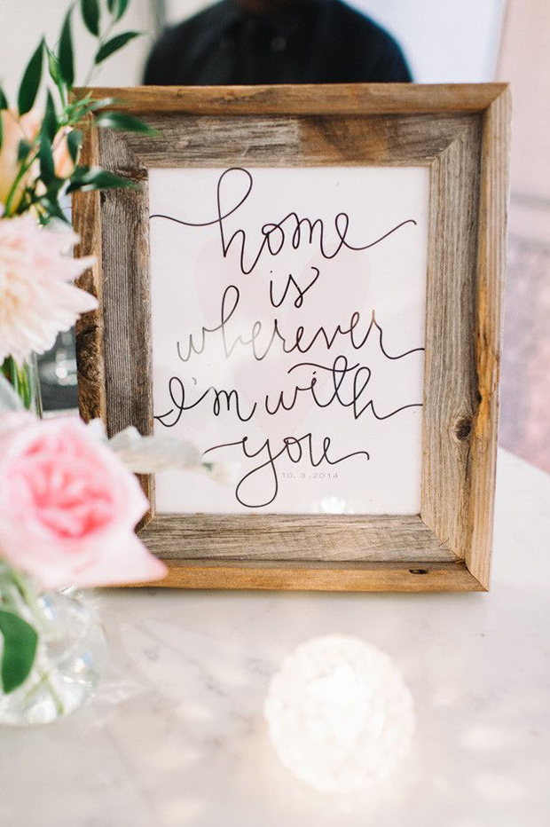 home-is-wherever-i'm-with-you-wedding-sign