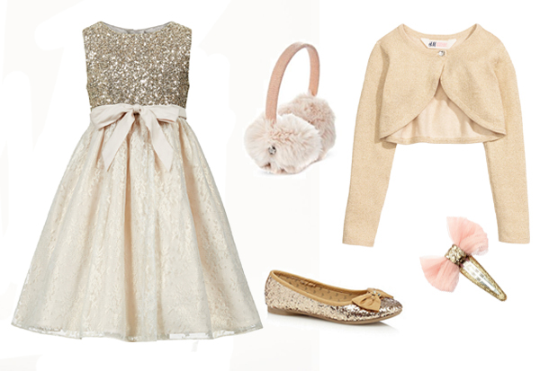 39a90c08773 Adorable Flower Girl Dresses   Accessories for Autumn Winter ...