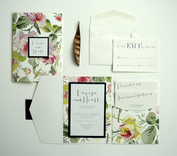 Floral_Wedding_Stationery_Suite_Stephs_Personalised_Cards
