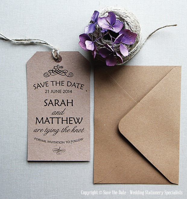 Kuggage_tag_kraft_paper_save_the_date_Ireland