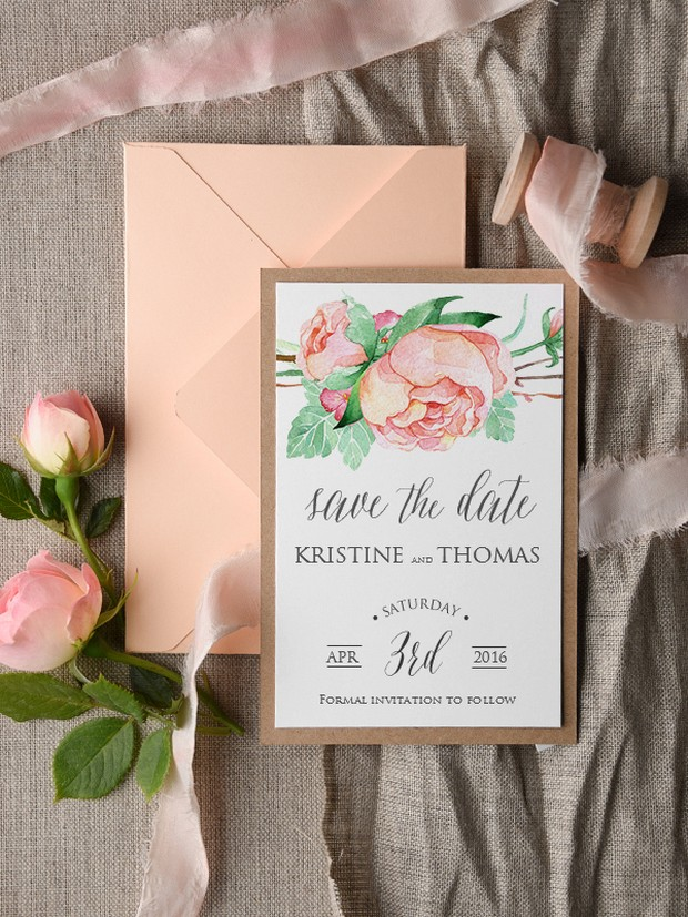 Watercolour_peony_save_the_date_wedding_invite_4lovepolkadots
