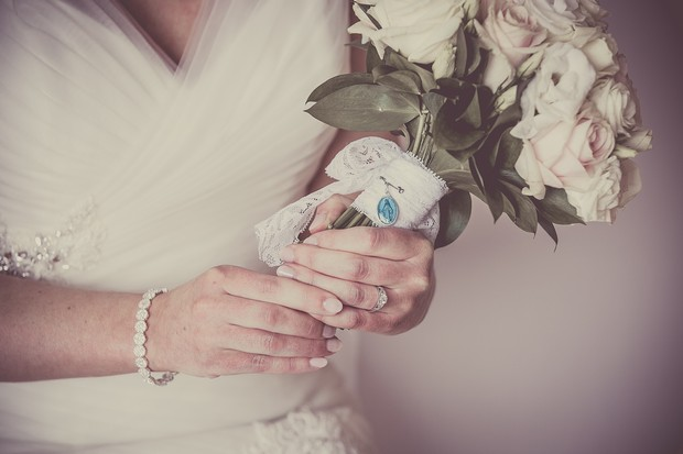 21_something_blue_ireland_miraculous_medal_brooch_bouquet