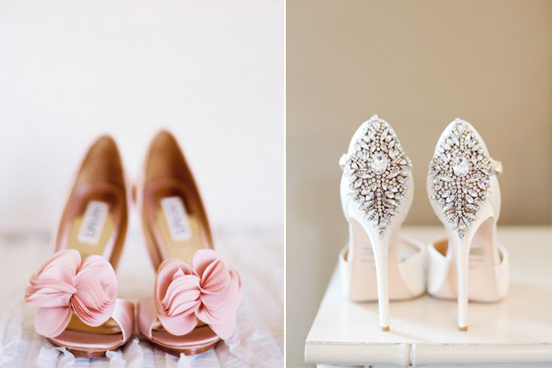 Your Guide To Designer Wedding Shoes Weddingsonline