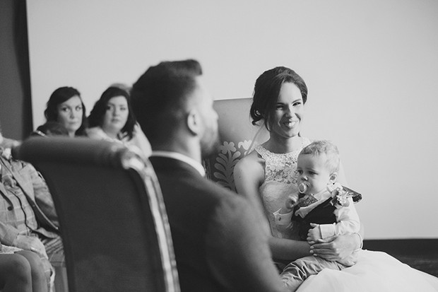 24-Real-Wedding-Couple-with-Children-Ceremony