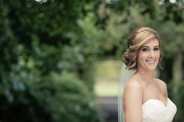 bride-with-romantic-updo