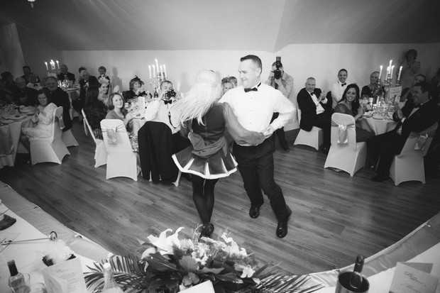 groom-dancing-with-Irish-dancer