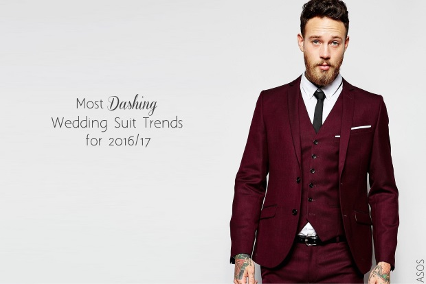 61580c36c253 5 Dashing Wedding Suit Trends for 2016 2017 (And where to buy them ...