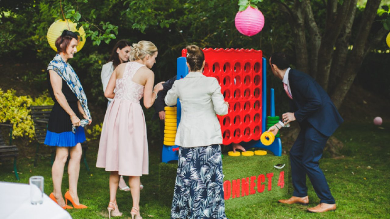 10 Brilliant Wedding Games To Entertain Every Guest Weddingsonline
