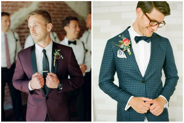 b9a15af96 18 Dapper Grooms to Inspire your Stylish Wedding Suit | weddingsonline