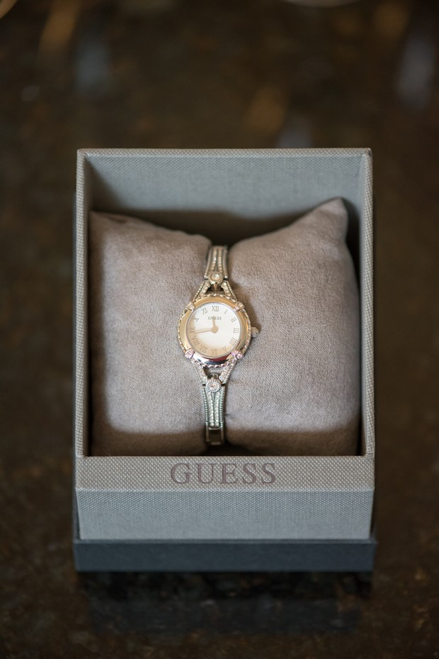 29-Wedding-jewellery-silver-Guess-watch-bride