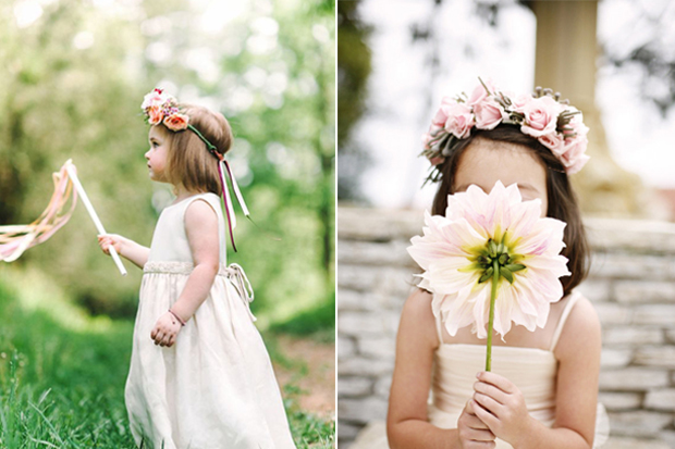 11 of the Cutest Entrance Ideas for Flower Girls & Page Boys