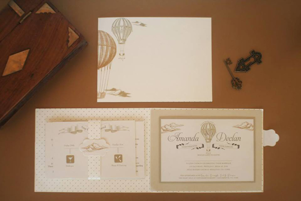 illustrated-hot-air-balloon-wedding-invitation-by-steph's-personalised cards