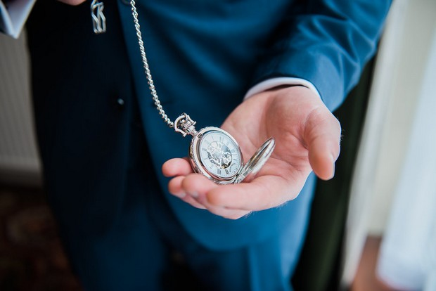 14-Groom-Gift-Pocket-Watch-Ballymagarvey-Village-Wedding-weddingsonline