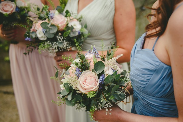 24-vintage-inspired-wedding-bridesmaid-bouquets-Emma-Russell-Photography-weddingsonline