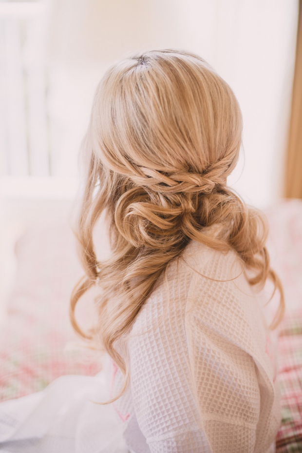 loose-waves-braided-half-up-half-down-wedding-hairstyle
