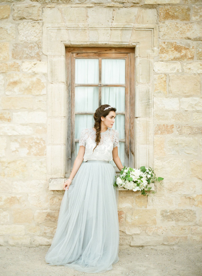 bridal-separates-tulle-skirt-blue-top