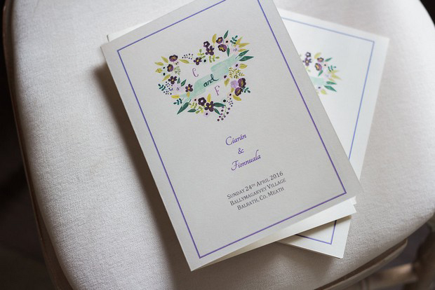 30 of the best ceremony booklet ideas weddingsonline