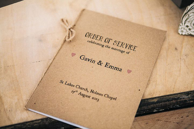 rustic-ceremony-booklet-with-hearts
