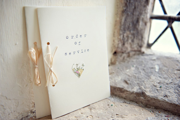 wedding-ceremony-booklet-with-heart