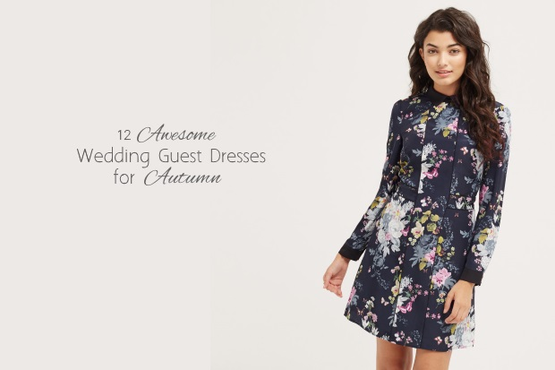 12 Awesome Wedding Guest Dresses For Autumn Weddingsonline